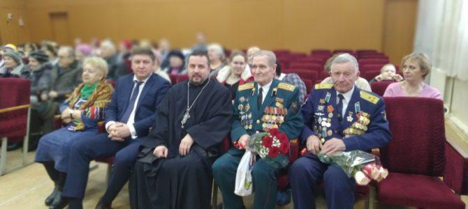 28 февраля в актовом зале СШ№14 г. Липецка состоялось мероприятие «Иван да Марья»